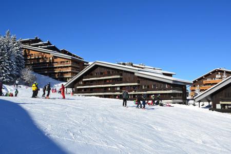 Location au ski Residence Roc De Tougne - Mottaret - Extérieur hiver
