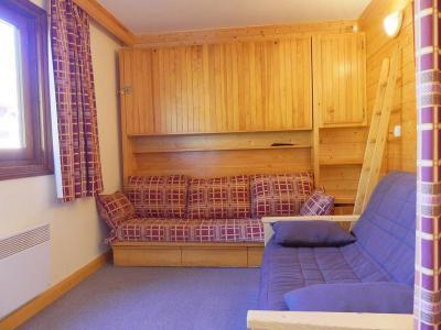 Location au ski Studio cabine 3 personnes (018) - Residence Roc De Tougne - Mottaret - Kitchenette