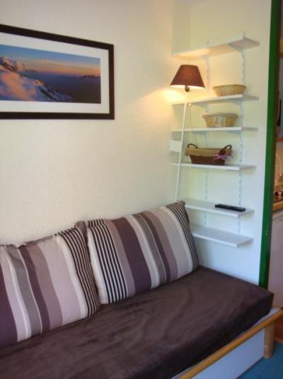 Location au ski Studio 4 personnes (524) - Residence Tueda - Mottaret