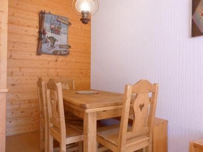 Location au ski Appartement 2 pièces coin montagne 5 personnes (019) - Residence Vanoise - Mottaret