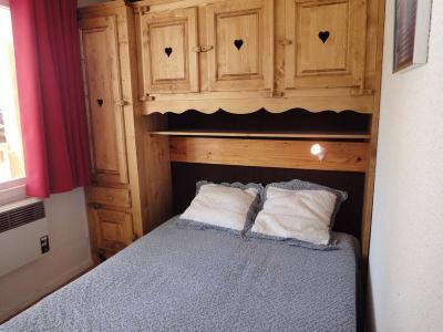 Location au ski Appartement 2 pièces coin montagne 5 personnes (019) - Residence Vanoise - Mottaret - Kitchenette