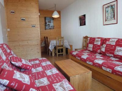 Location au ski Appartement 2 pièces coin montagne 5 personnes (019) - Residence Vanoise - Mottaret - Séjour