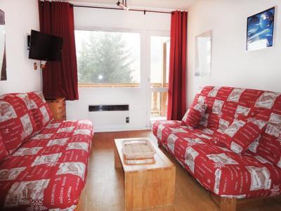 Location au ski Appartement 2 pièces coin montagne 5 personnes (019) - Residence Vanoise - Mottaret - Extérieur hiver