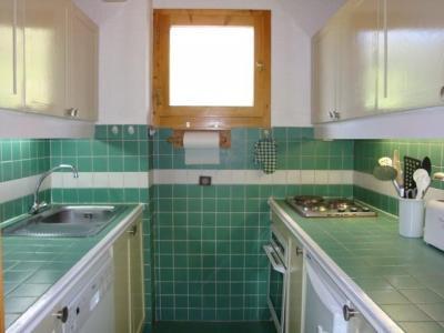 Location au ski Appartement 3 pièces cabine 4 personnes (006) - Residence Verdons - Mottaret