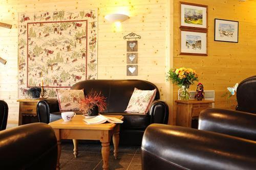 Location au ski Residence  Belles Roches - Notre Dame de Bellecombe - Réception