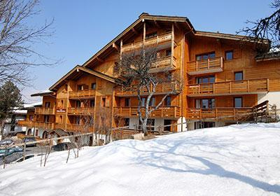 Ski tout compris Residence Les Belles Roches