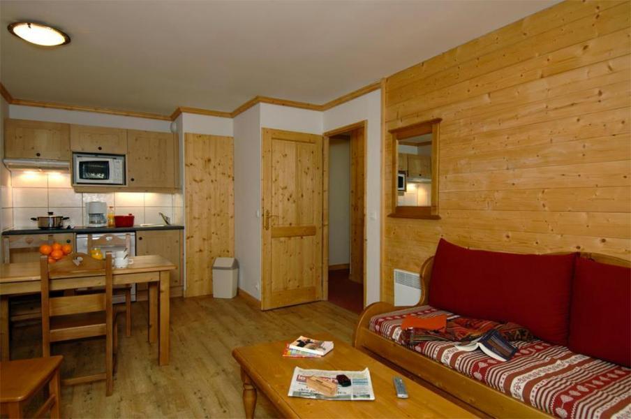 Location au ski Résidence Belles Roches - Notre Dame de Bellecombe - Appartement