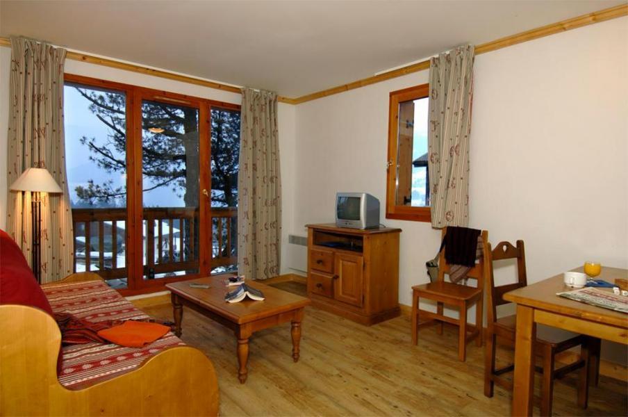 Location au ski Résidence Belles Roches - Notre Dame de Bellecombe - Banquette
