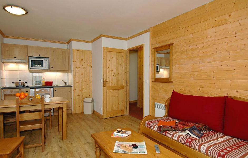 Location au ski Résidence les Belles Roches - Notre Dame de Bellecombe - Séjour