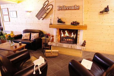 Location au ski La Résidence le Village - Notre Dame de Bellecombe - Réception