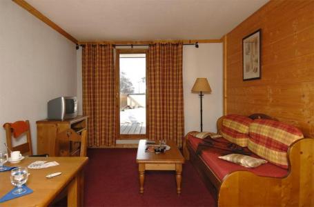 Аренда на лыжном курорте La Résidence le Village - Notre Dame de Bellecombe - Сиденье банкетка