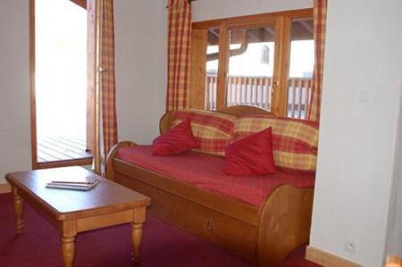 Location au ski La Residence Le Village - Notre Dame de Bellecombe - Coin séjour