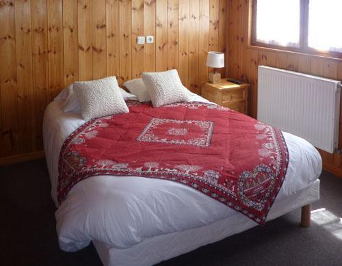 Location au ski Hotel Les Catrems - Orcières 1850 - Lit double