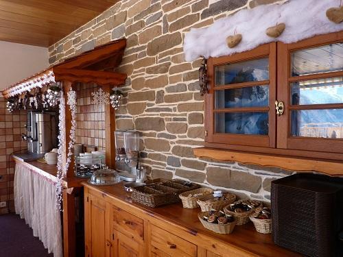 Location au ski Hotel Les Catrems - Orcières 1850 - Intérieur