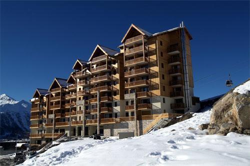 Location La Residence Rochebrune hiver