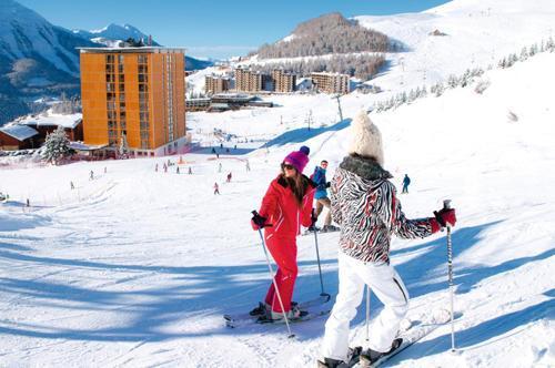 Ski tout compris Residence Belambra Club Le Roc Blanc