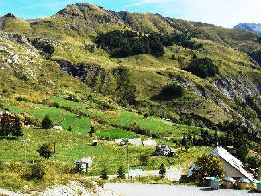 Location au ski Appartement 2 pièces cabine 6 personnes (404) - Residence Les Balcons Du Soleil - Orcières 1850 - Séjour