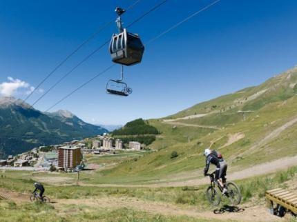 Location au ski Appartement 3 pièces 6 personnes (211) - Residence Les Balcons Du Soleil - Orcières 1850 - Cuisine