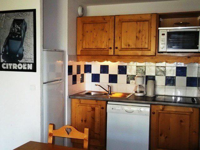 Location au ski Appartement 3 pièces 6 personnes (313) - Residence Les Balcons Du Soleil - Orcières 1850 - Chambre