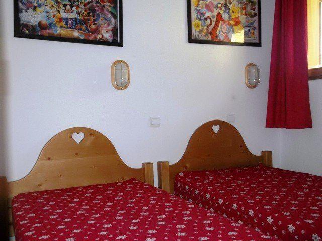 Location au ski Appartement 3 pièces 6 personnes (313) - Residence Les Balcons Du Soleil - Orcières 1850 - Lit simple