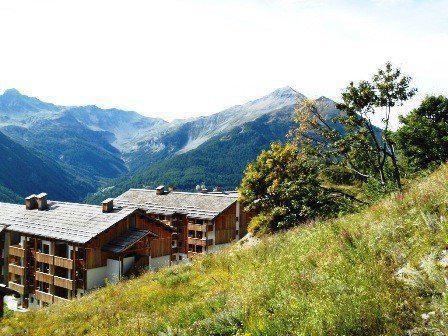 Location au ski Appartement 3 pièces 6 personnes (313) - Residence Les Balcons Du Soleil - Orcières 1850 - Séjour