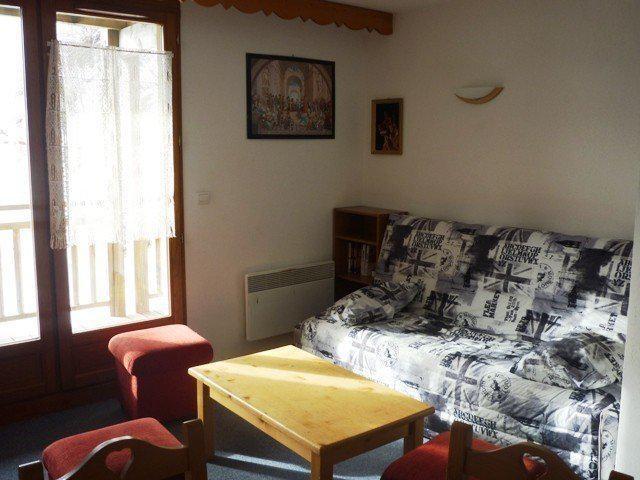 Location au ski Appartement 3 pièces 6 personnes (313) - Residence Les Balcons Du Soleil - Orcières 1850 - Tv