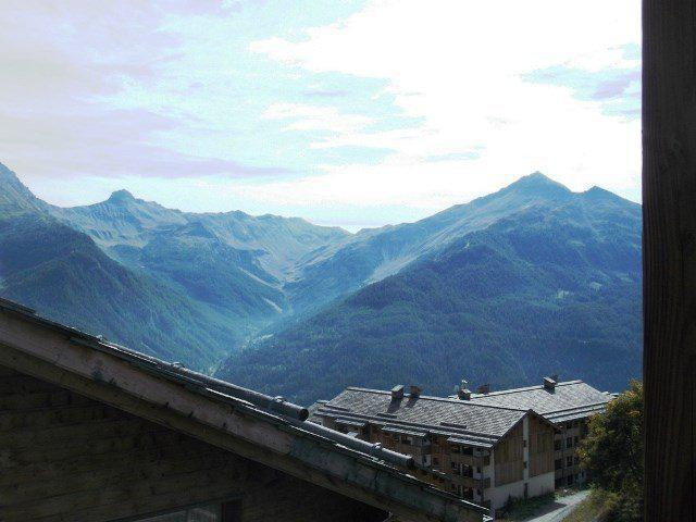 Location au ski Appartement duplex 4 pièces 8 personnes (509) - Residence Les Balcons Du Soleil - Orcières 1850 - Escalier