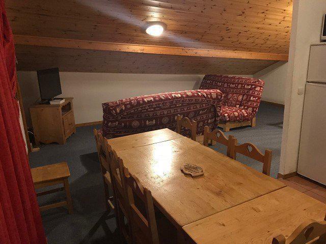 Location au ski Appartement duplex 4 pièces 8 personnes (509) - Residence Les Balcons Du Soleil - Orcières 1850 - Séjour