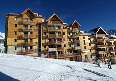 Location au ski Residence  Rochebrune - Orcières 1850