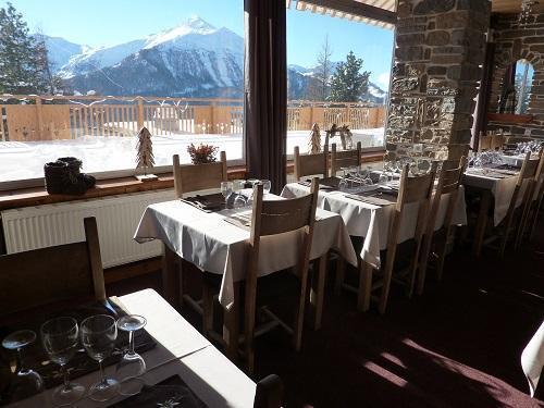 Location au ski Hotel Les Catrems - Orcières Merlette 1850 - Intérieur