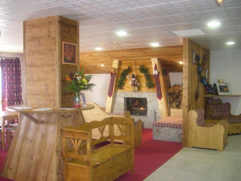 Location au ski La Residence Rochebrune - Orcières Merlette 1850 - Réception