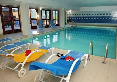 Residence terrasses de la bergerie 35 orci res 1850 for Orcieres piscine