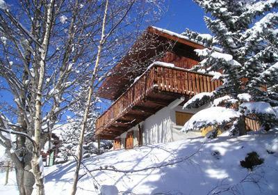 Location au ski Chalet Juan - Orcières 1850