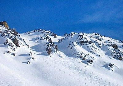Location au ski Chalet Juan - Orcières 1850 - Extérieur hiver