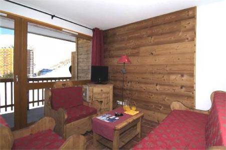Location au ski Appartement 2 pièces 4 personnes - La Residence Rochebrune - Orcières 1850 - Séjour