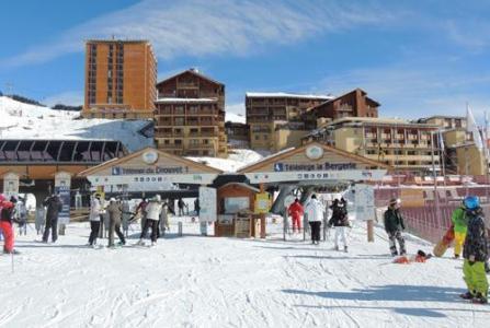 Location au ski Residence Le Pra Palier - Orcières 1850 - Extérieur hiver