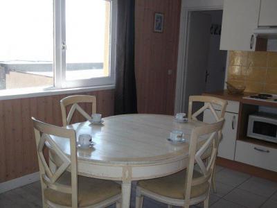 Location 6 personnes Appartement 2 pièces 6 personnes (39A) - Residence Le Rond Point Des Pistes I