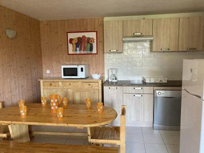 Location 8 personnes Appartement 2 pièces coin montagne 8 personnes (131A) - Residence Le Rond Point Des Pistes I