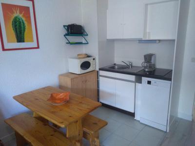 Location 4 personnes Studio 4 personnes (124A) - Residence Le Rond Point Des Pistes I