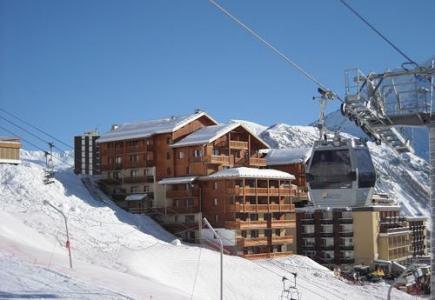 Location au ski Residence Les Terrasses De La Bergerie - Orcières 1850 - Extérieur hiver