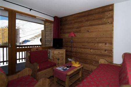 Location au ski Appartement 2 pièces 4 personnes - Residence  Rochebrune - Orcières 1850 - Séjour