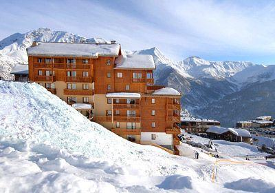 Location au ski Residence Terrasses De La Bergerie - Orcières 1850 - Extérieur hiver