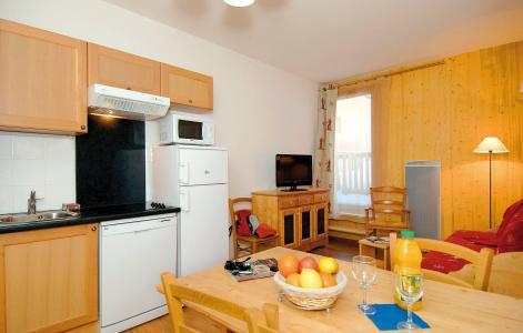 Location 6 personnes Appartement 2 pièces coin montagne 6 personnes - Residence Terrasses De La Bergerie