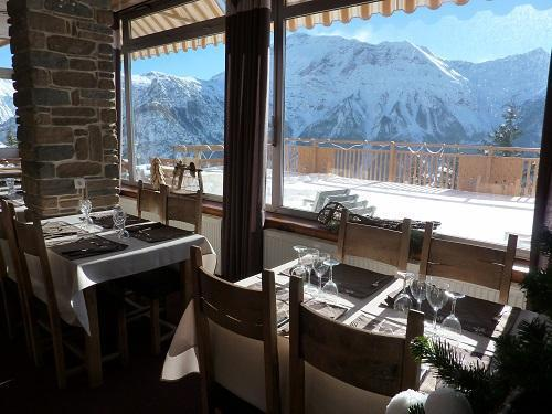 Location au ski Hôtel les Catrems - Orcières Merlette 1850 - Intérieur