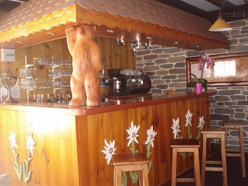 Location au ski Hôtel les Catrems - Orcières Merlette 1850 - Bar