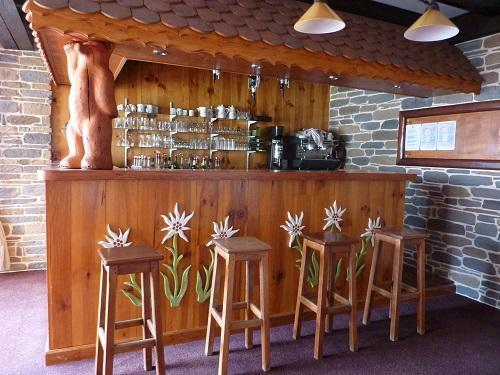 Location au ski Hotel Les Catrems - Orcières Merlette 1850 - Bar