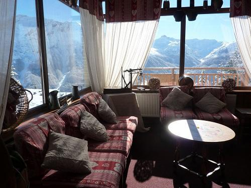 Location au ski Hôtel les Catrems - Orcières Merlette 1850 - Séjour