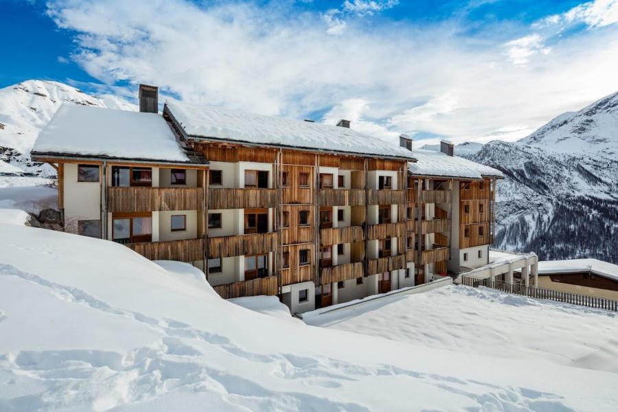 Soggiorno sugli sci La Résidence le Pra Palier - Orcières Merlette 1850 - Esteriore inverno