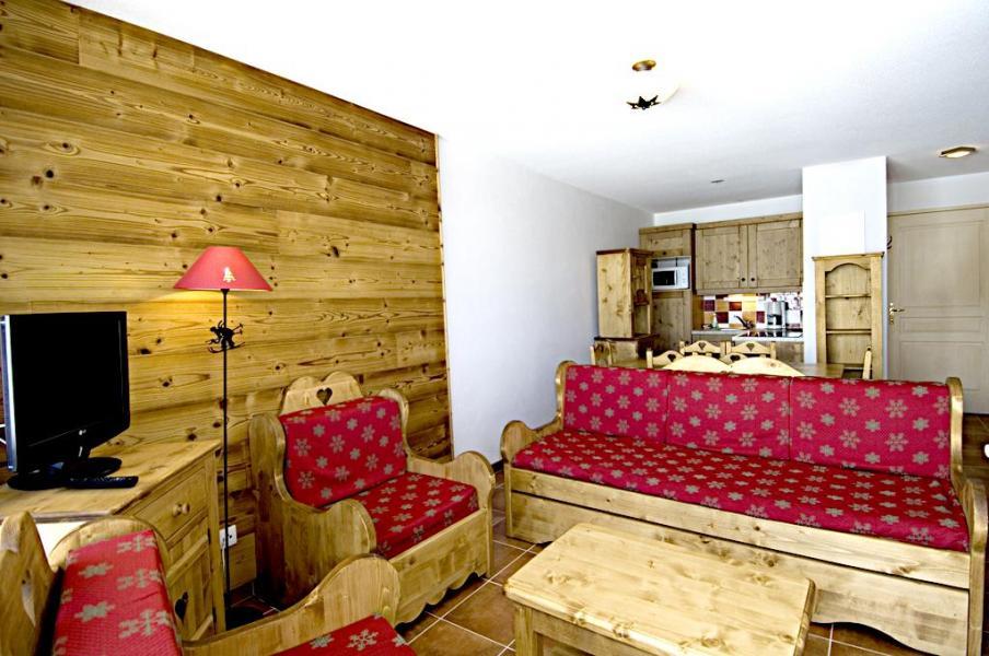 Rent in ski resort La Résidence Rochebrune - Orcières Merlette 1850 - Bench seat