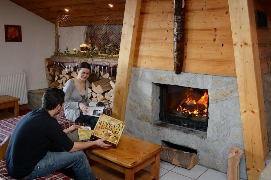 Location au ski La Résidence Rochebrune Le Vallon - Orcières Merlette 1850 - Réception